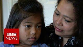 Mum explains Manchester terror to kids - BBC News