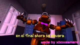 March onward to your nightmare by DAGames español