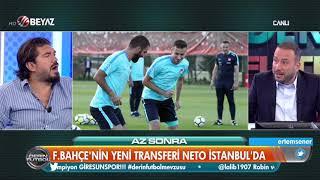 (..) Derin Futbol 28 Ağustos 2017 Kısım 3/6 - Beyaz TV