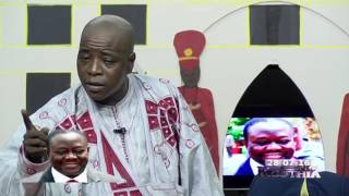 REPLAY - MBAYE NDIAYE dans KOUTHIA SHOW du 28 juillet 2016 - L' INAUGURATION