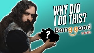 Building an Arcade Stick From...Banggood?