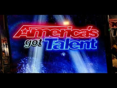 America's Got Talent 2015 - Freckled Sky : Howard Stern Hits Golden Buzzer for Dance Duo
