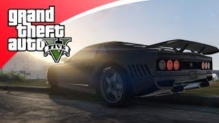 GTA V Freeroam - NIEUWE KLASSIEKE SPORT AUTO! (GTA 5 Online)