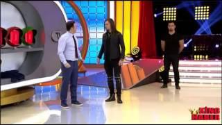 عارف غفوری شعبده باز ایرانی در تلویزیون ترکیه مجری رو درهوا معلق میکنهaref ghafouri