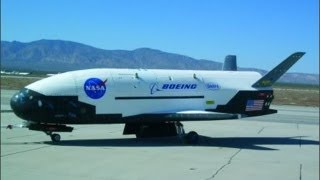 Secret Missions of the X-37B