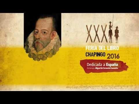 Xxx Mp4 XXXII Feria Del Libro Chapingo 2016 3gp Sex