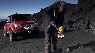 Volcano barbecue - Top Gear - BBC