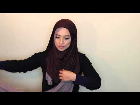 3 Hijab Tutorials FT. Voile Chic