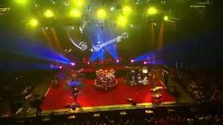 Rush  Clockwork Angels DVD  Red Sector A