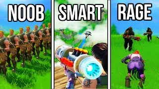 What Type of Fortnite Player are You? Fortnite Stereotypes Test!