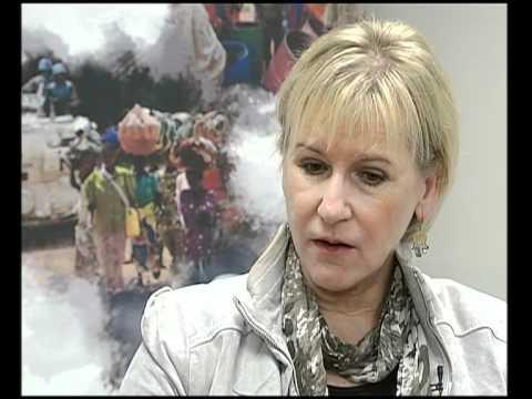 MaximsNewsNetwork: RAPE & SEXUAL VIOLENCE in WAR - U.N.'s MARGOT WALLSTROM (UNTV)
