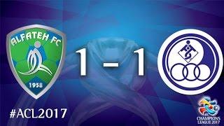 Al Fateh vs Esteghlal Khouzestan (AFC Champions League 2017 : Group Stage)