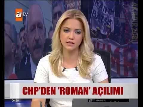 Hilal Ergenekon Mini Etekli Haberler ATV YouTube