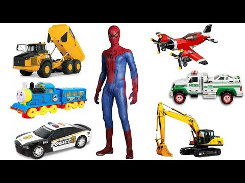 Learning Street Vehicles Names for Kids | Vehicles for Kids | Transport Vehicles for Children