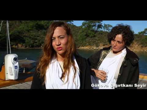 İnaf Gari Film Gönüllerin Kaptanı Kemal Güneri Akyakalı Kadın Balıkçılar