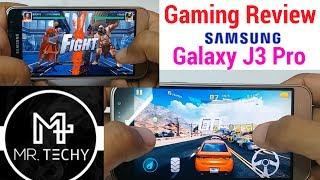 Samsung Galaxy J3 Pro - Gaming Review [ Hindi ]