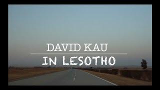Half Man Half Comic | David Kau Lesotho