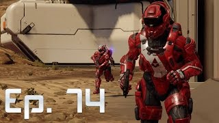 Halo 5 Funny and Lucky Moments Ep. 74