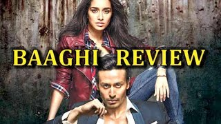 Baaghi Movie Review: Tiger Shroff & Shraddha Kapoor Have An Action Packed Movie