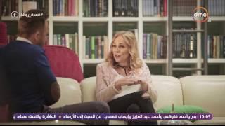 قعدة رجالة - شيرين رضا لـ مكسيم ... في ستات عندهم قوة عضلية أكثر من الرجالة