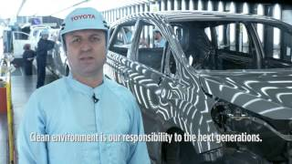 Toyota Motor Manufacturing Turkey Introduction Movie 2016