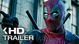 DEADPOOL 2 Teaser Trailer German Deutsch (2018)