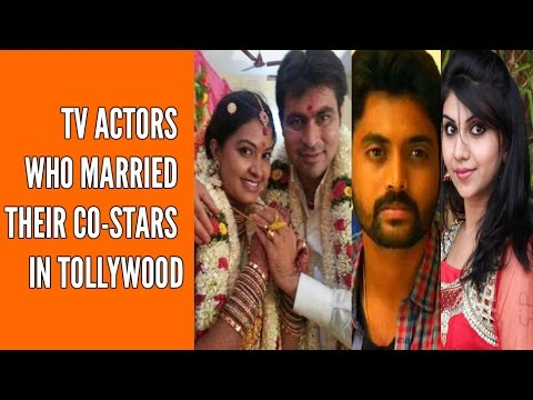 Telugu TV Actors Who Married Their Co Stars