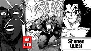 Shonen Quest - One Piece 803, Boku no Hero Academia 62, Bleach 646