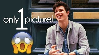 Guess The Shawn Mendes Song By Only 1 Picture!