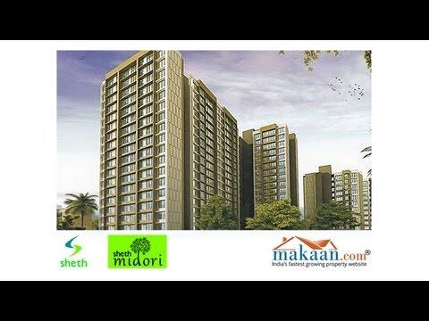 Sheth Midori, Dahisar East, Mumbai, Residential Apartments
