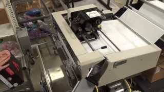 Autobag 850S Simulated Pick to Light ecommerce Fulfillment System