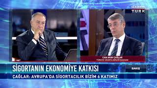 Bakış - 23 Ekim 2017 (Türkiye Sigortalar Birliği Bşk. Can Akın Çağlar)