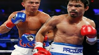 """Gennady """"GGG"""" Golovkin & Manny Pacquiao Highlights-Knockouts"""