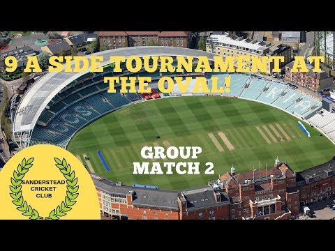 Xxx Mp4 SANDERSTEAD CC TV AT THE OVAL MATCH 2 Surrey Championship Vs Elite Premier Cricket League 3gp Sex