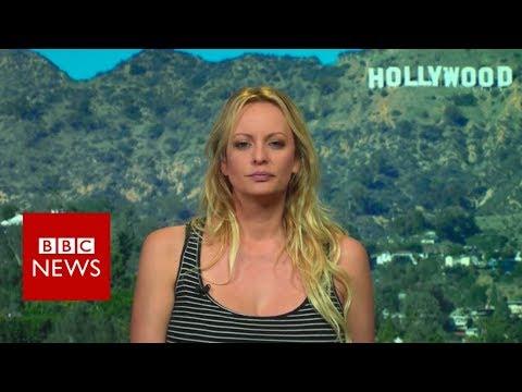 Xxx Mp4 Stormy Daniels I Was Called A Liar BBC News 3gp Sex