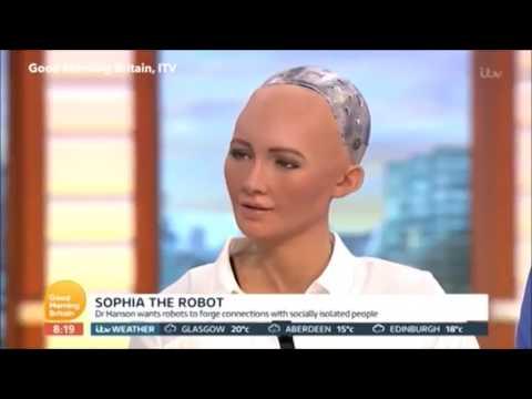 Xxx Mp4 SOPHIA INTERVIEWED BY PIERS MORGAN FUTURE A I SEX ROBOT 3gp Sex