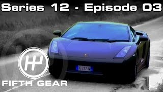 Fifth Gear: Series 12 Episode 3