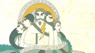 Le combat des dieux - Mythologie grecque