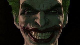 Batman Arkham Origins PC - All Cutscenes/ The Movie (1080p)