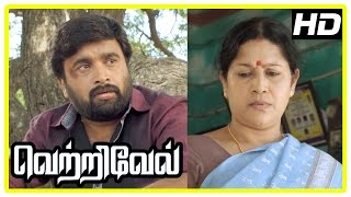 Vetrivel tamil movie | scenes | Nikhila reveals the truth | Sasikumar's parents accept Nikhila