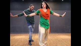Lagdi lahor di a    New Punjabi song 2019   dance mafia