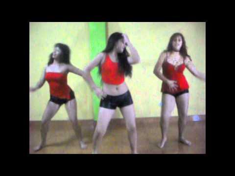 Coreografía Loca Shakira Hermanas Cuba