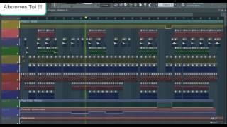 MHD - Amina ( Instrumental + Flp )