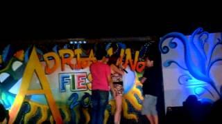 Gwen Garci from viva hot babes in Adrialuna Fiesta 2012