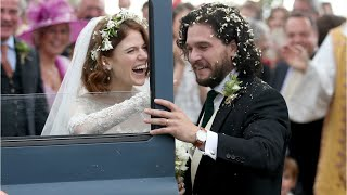 Jon Snow And Ygritte Are Married In Real Life