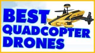 10 Best Quadcopter Drone Reviews 2017