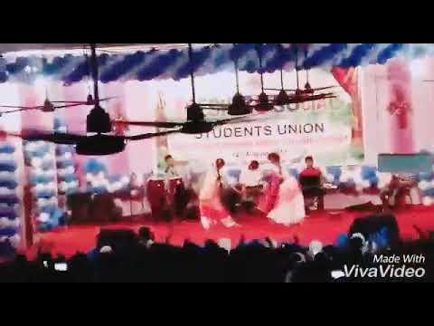 Xxx Mp4 Nagada Sang Dhol Dance DCB College Jorhat❤ 3gp Sex
