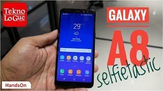 Nyobain Kamera Selfie Galaxy A8 2018 - Jangan Beli Sebelum Nonton