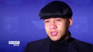 Interview : Memphis Depay - Olympique Lyonnais