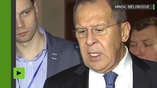 Moscou : «Si les USA cherchent un prétexte pour détruire Pyongyang, qu'ils le disent ouvertement»